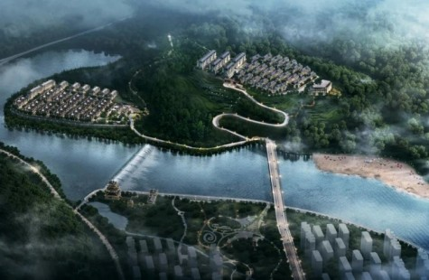 一山湖·丽湾半岛